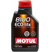Моторное масло Motul 8100 Eco-lite 5w30 1л.