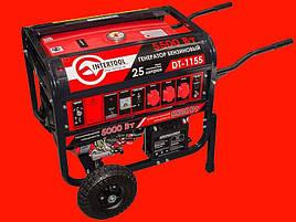 Бензиновый генератор Intertool DT-1155 на 5,5 кВт