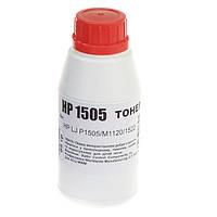 Тонер SCC для HP LJ P1005/1006/1505 бутль 80г Black