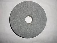 Круг абразивный шлифовальный из карбида кремния 64С (зеленый) 150х8х32 6-10 СМ-СТ