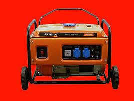 Бензиновый генератор на 3 кВт PATRIOT SRGE 3800