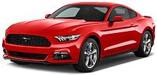 Защита двигателя Ford Mustang (c 2015--)