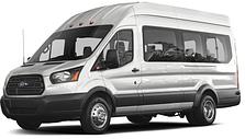 Защита двигателя Ford Transit (c 2013--)