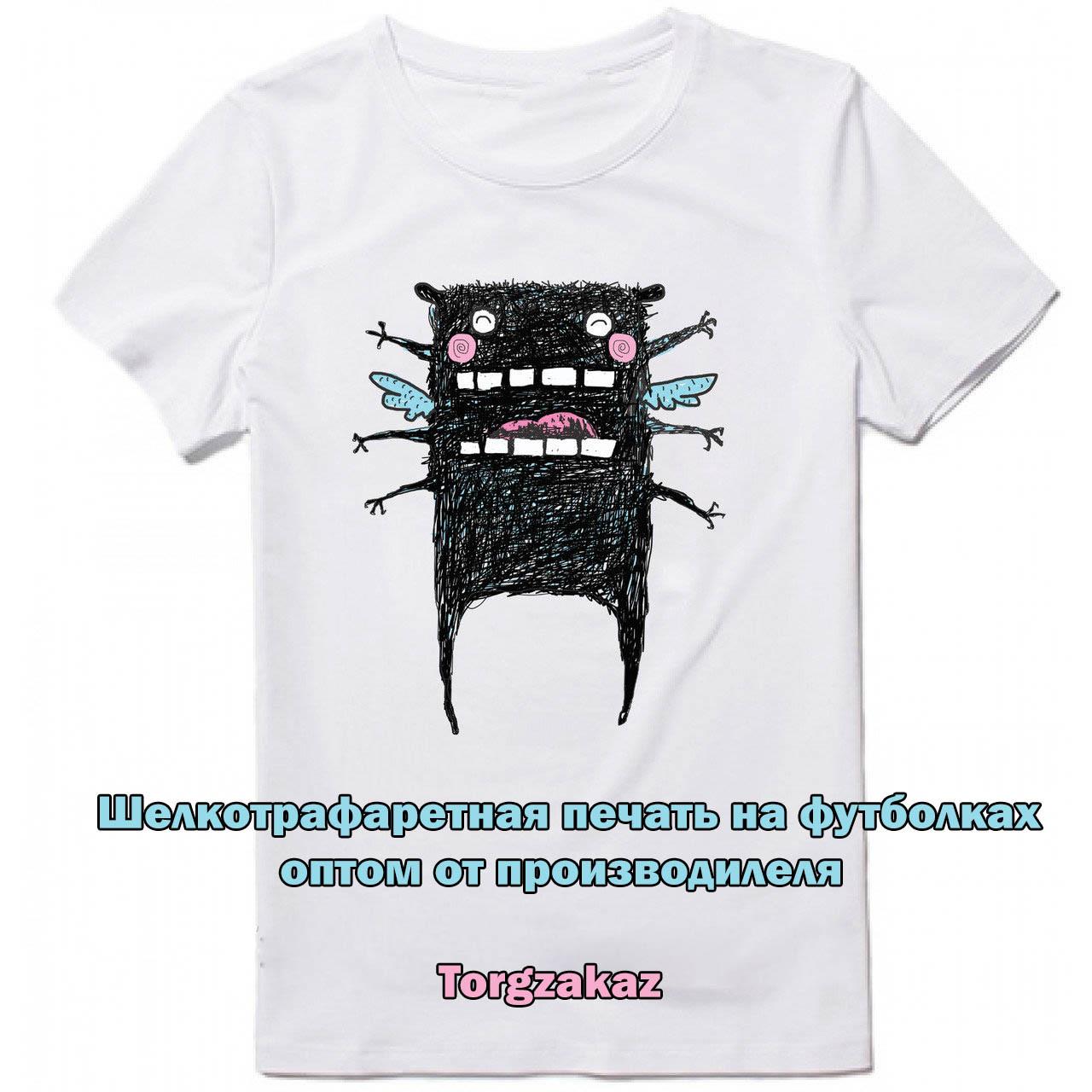 шелкография на футболках википедия
