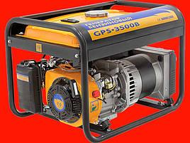 Бензиновый генератор на 3 кВт Sadko GPS-3500B