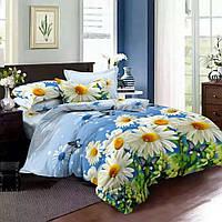 Комплект постельного белья сатин люкс 3D Moon Love ST 2510002 (Полуторный)