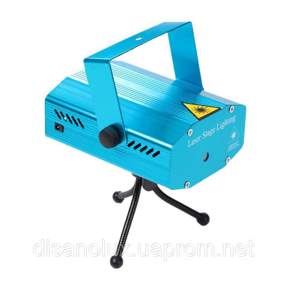 """Лазерний проектор XL-617 """"3 малюнка"""""""