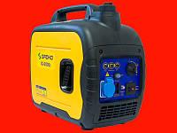 Sadko IG-2000s генератор инверторного типа с пониженным уровнем шума