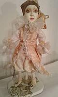 Авторская кукла  Влюбленный Керубино -подарок женщине на 8 марта