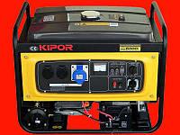 Газовый/бензиновый генератор KIPOR KNGE6000E