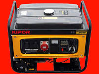 Газово-бензиновый генератор KIPOR KNGE6000E3