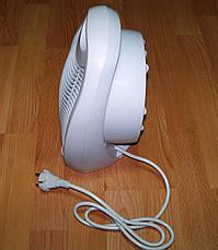 Обогреватель электрический Wimpex FAN HEATER WX-424 бытовой тепловентилятор  дуйка, дуйчик, фото 3