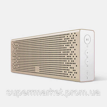 Портативная акустика Xiaomi Mi Bluetooth Speaker Gold  QBH4089CN  + SD-слот, фото 2