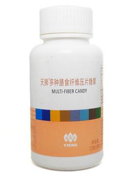 Multi-Fiber Candy Тяньши (регулирование кишечника)
