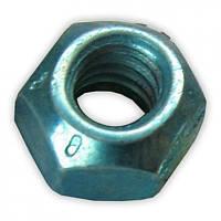 Гайка с овальным отверстием , цвет голубой M6 FORD
