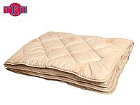 Одеяло верблюжья шерсть размер 210  х 150 см