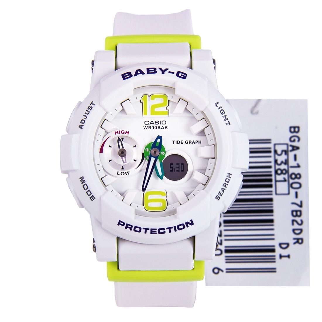 Часы Casio Baby-G BGA-180-7B2