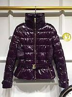 Красивейшая куртка пуховик burberry воротник стойка, фото 1