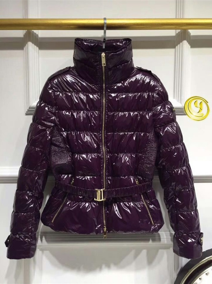 Красивейшая куртка пуховик burberry воротник стойка - Интернет-магазин
