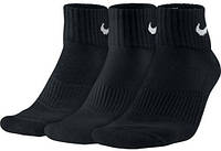 Носки Nike Cushion Quarter Socks SX4703-001