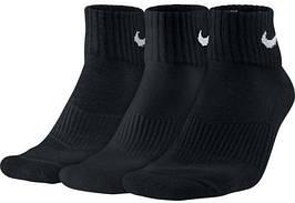 Носки Nike Cushion Quarter Socks SX4703-001