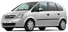 Защита двигателя Opel Meriva A (2002-2010)