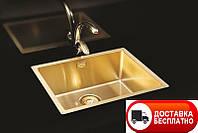 Кухонная мойка Alveus Monarh Quadrix 50 F\S золото