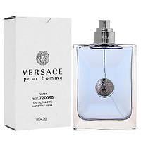 Versace Pour Homme туалетная вода 100 ml. (Тестер Версаче Пур Хом), фото 1