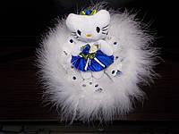 """Kitty Snowy"" Букет. Мягкая игрушка., фото 1"