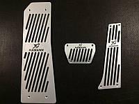 Накладки на педали Hamann для BMW Х6 F16, фото 1