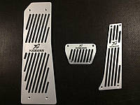 Накладки на педали Hamann для BMW Х6 F16
