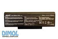 Оригинальная аккумуляторная батарея для Asus F2 F3 M51 Z53 series 7200mAh Original 11.1 v