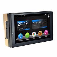 2 Din Автомагнитола Pioneer 7037 GPS, WiFi, Bt Android 7+NAVITEL+КАМЕРА!, фото 1