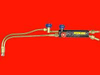Удлиненный газовый резак пропановый ДОНМЕТ Р1 142УП