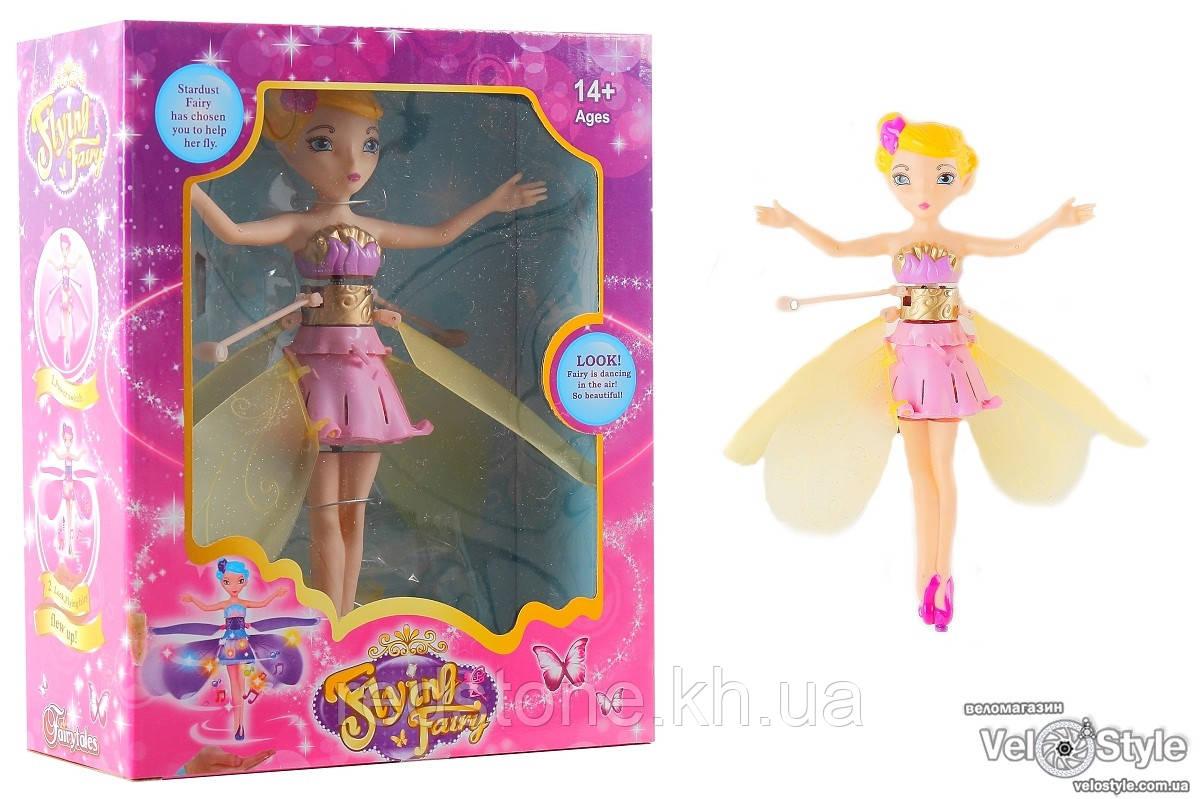 Кукла Летающая Фея светящаяся.,USB, SPL202075 №2