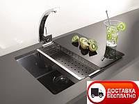 Кухонная мойка Alveus Monarh Quadrix 50 F\S антрацит