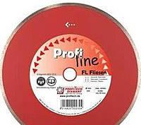 Диск алмазный отрезной по металлу Profitech Fliese Premium Ø125/7/22,23 мм (201253)
