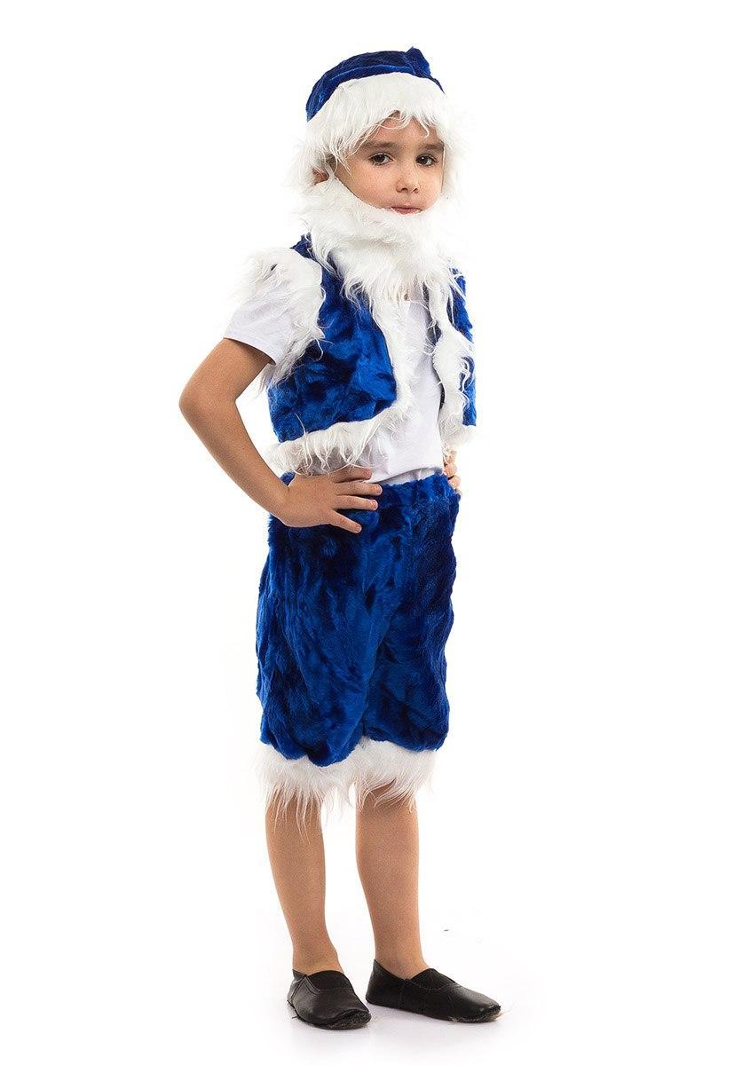 Детский карнавальный костюм Гном Эльф мех (3-7 лет)