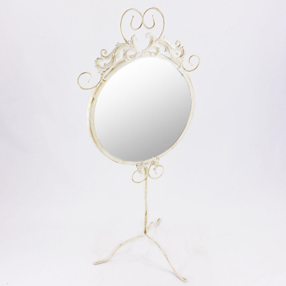 Зеркальце настольное-Ажур