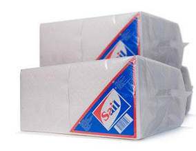 Бумажные салфетки, 100% целлюлоза «Sail Big Pack 400»
