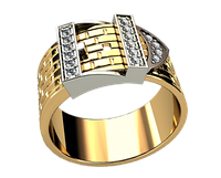 Кольцо Ремень