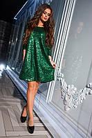 Платье женское нарядное Хельгэ р 42-50,новогодние платья