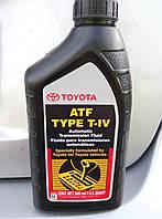 Трансмиссионное масло Toyota ATF Type T-IV 0,946л для АКПП   00279-000Т4