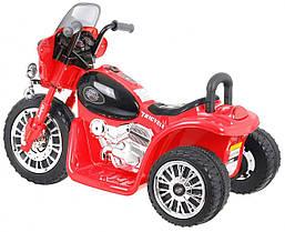 Детский трицикл на аккумуляторной батареи 6V Harley-Davidson style, фото 2