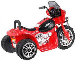 Детский трицикл на аккумуляторной батареи 6V Harley-Davidson style, фото 3
