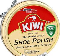 КИВИ Крем для обуви в банке нейтральный (5000204657258)