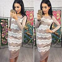 Платье женское  88903 ангора