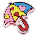 Блеск для губ FFleur парасолька Parasol LG14, фото 3