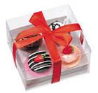 Блеск для губ FFleur Cupcake shoppe Тортдля детей LG-20, фото 3