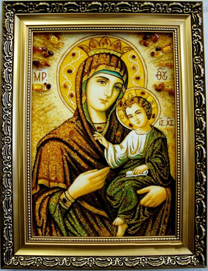 Иверская і-01 Икона Божией Матери
